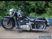 Harley Davidson Softail Deluxe 2011