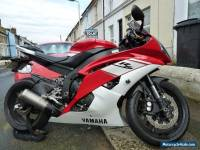 YAMAHA YZF R6 2011 4800 miles fully loaded 7kgs lighter than stock 11 mths MOT