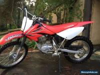 2010 CRF100F
