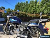 TRIUMPH AMERICA 865cc 2007 Classic styling naked tourer
