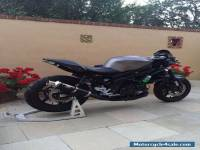 Custom Neo Cafe Racer Hyosung GT650, like NEW 1300km, LAMS Learner Approved