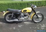 Triumph Bonneville T120R 1969 for Sale