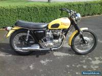 Triumph Bonneville T120R 1969