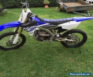 2015 yz 250 F MOTORBIKE LIKE NEW for Sale