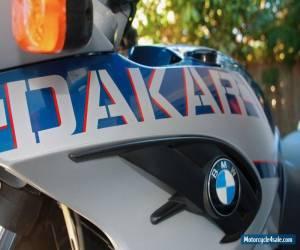 BMW F650GS Dakar - 05 for Sale