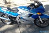 ZZR 250 ACCIDENT DAMAGED for Sale