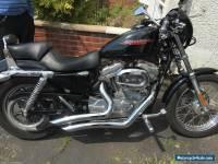 Harley-Davidson SPORTSTER XLH 883cc Motorbike