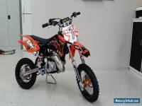 KTM 50 SX senior