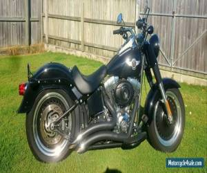2012 harley davidson fatboy lo for Sale