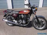 1978 Honda CB750F Super Sport only 996 Kilometers