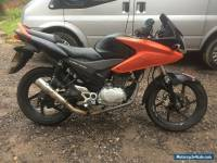HONDA CBF 125 M-A 2010 LONG MOT GOOD RUNNER SERVICE HISTORY HPI CLEAR