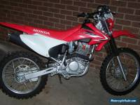 Honda CRF230F Dirt Bike 2010