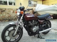 1977 Kawasaki kz650c