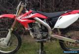 Honda CRF450 2006 for Sale