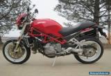 2005 Ducati Monster for Sale