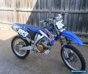 Yamaha YZ 250F 2008 for Sale