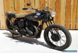 1942 BSA M20 for Sale