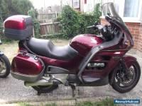 2002 HONDA ST1100 PAN EUROPEAN, RED,MOT