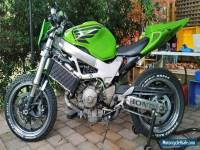 Honda VTR1000 Firestorm 2005 custom project streetfighter