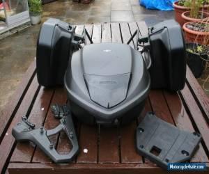 HONDA CB 500X HARD LUGGAGE for Sale
