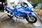 SUZUKI GSX 600F 2002. 6,000 MILES ONLY for Sale
