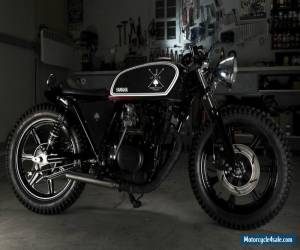 Yamaha XS 400 Cafe Racer - JMK MOTORCYCLES IRENE for Sale